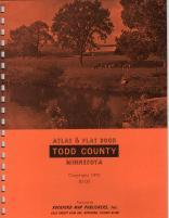 Title Page, Todd County 1972